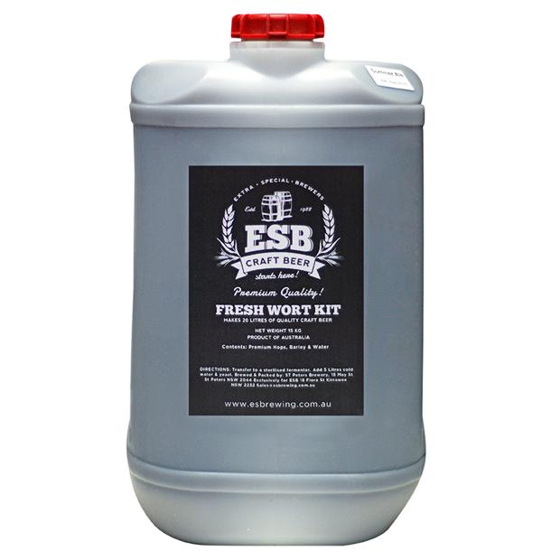 ESB Fresh Wort Kit - Cerny Pivo