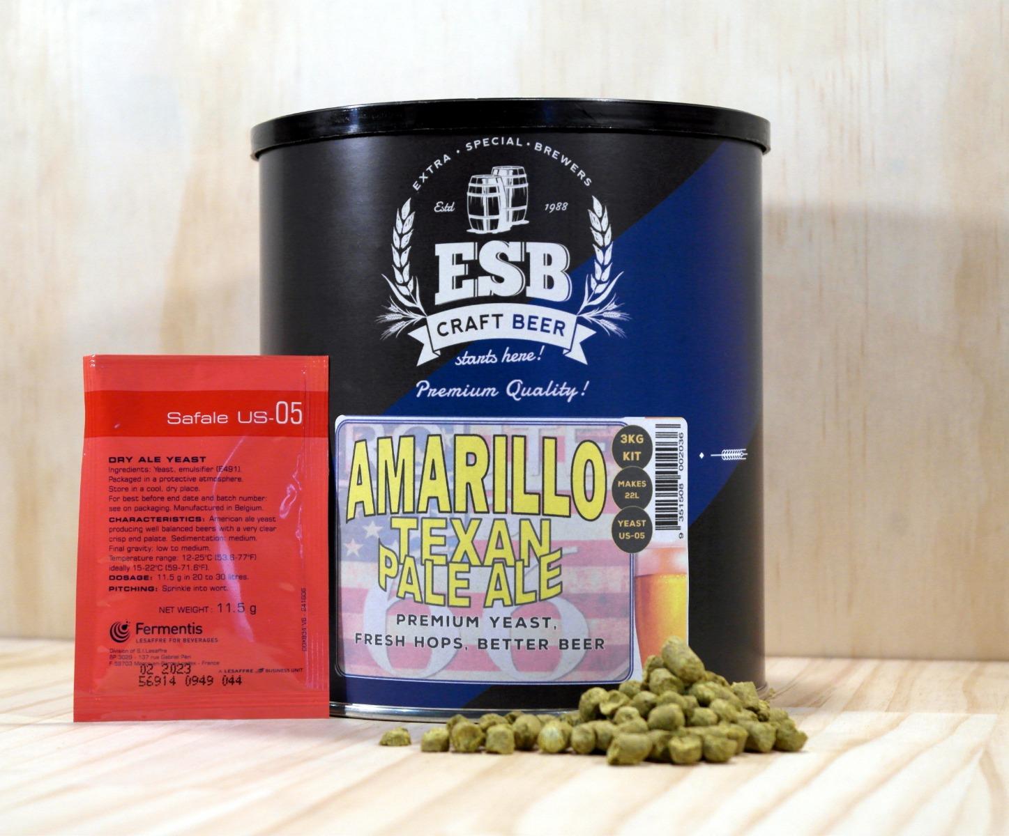 ESB 3kg Amarillo Pale Ale