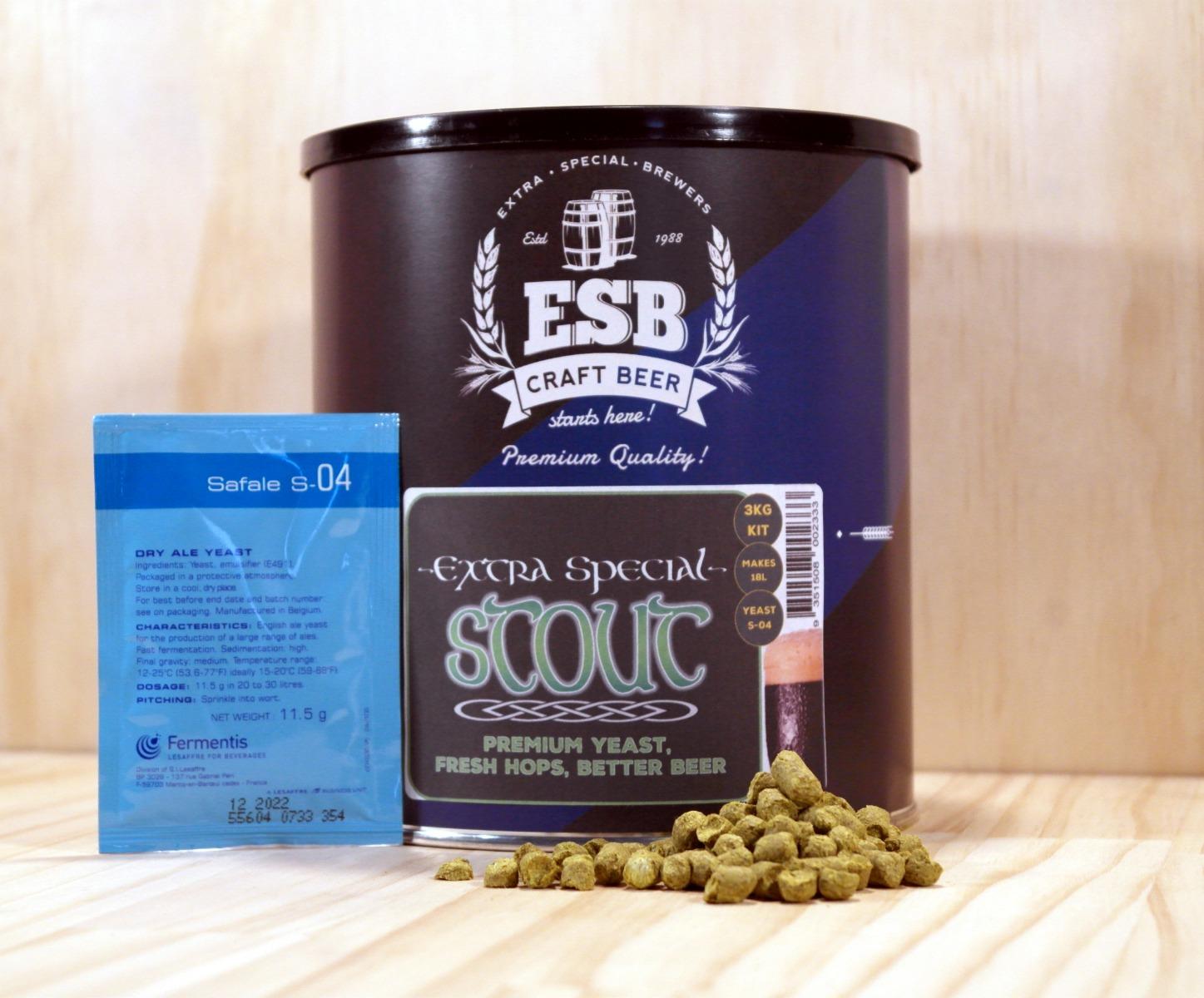 ESB 3kg Extra Special Stout