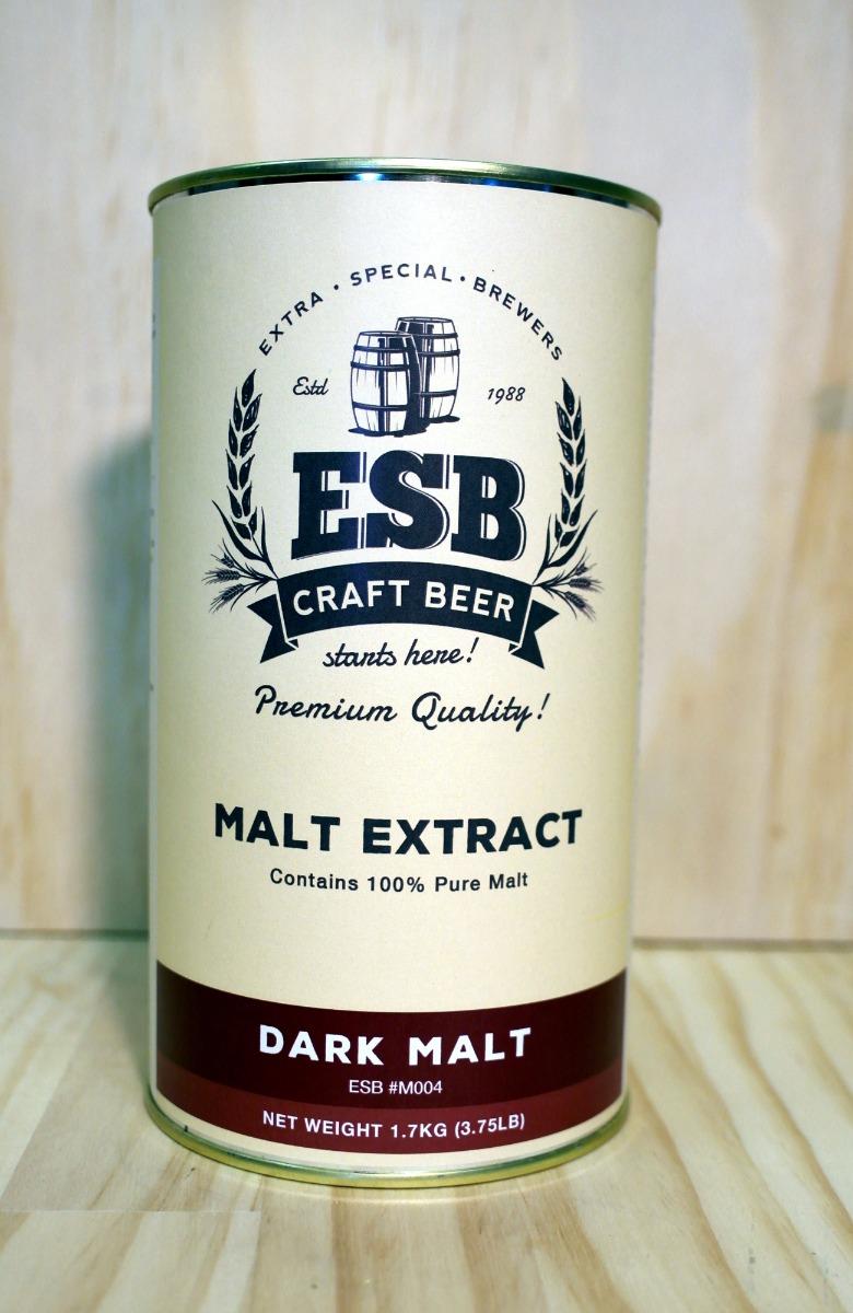 ESB 1.7kg Dark Malt Extract