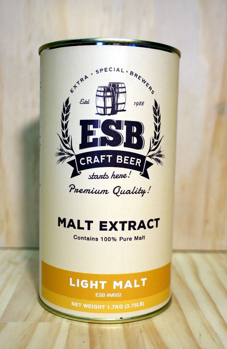 ESB 1.7kg Light Malt Extract