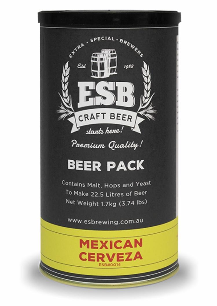 ESB Mexican Cerveza
