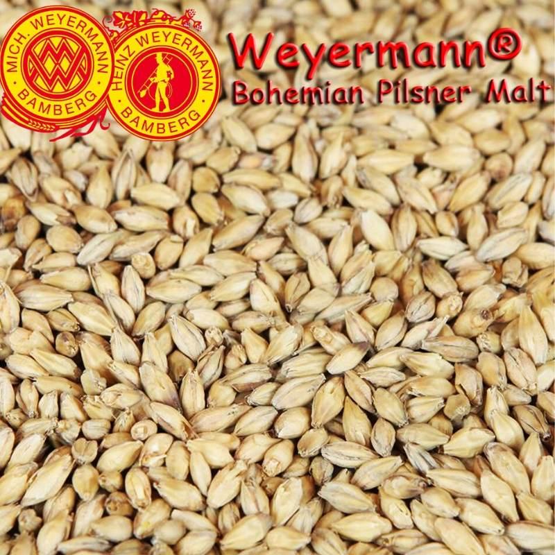 Weyermann Bohemian Pilsner Malt